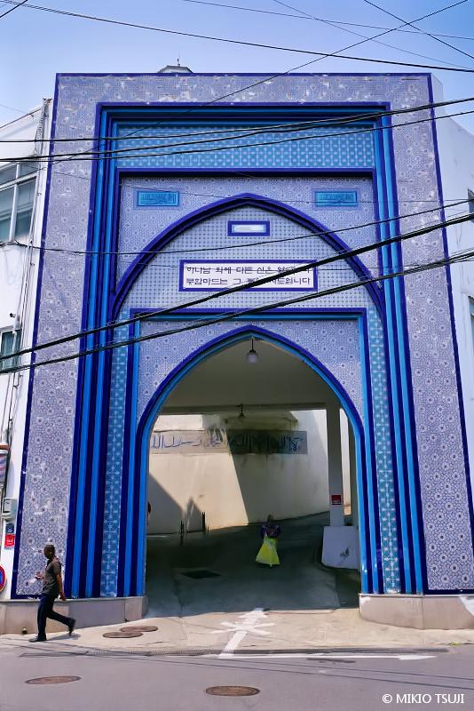 絶景探しの旅 - 絶景写真No.0391 イスラムの門 (ソウル市 龍山区)